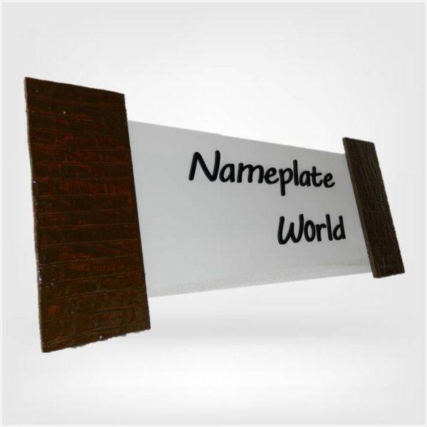 Designer Nameplate